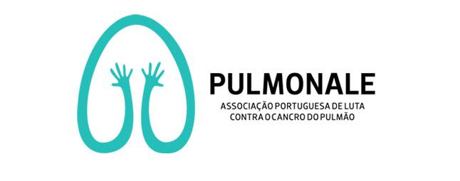 Logótipo Pulmonale hor