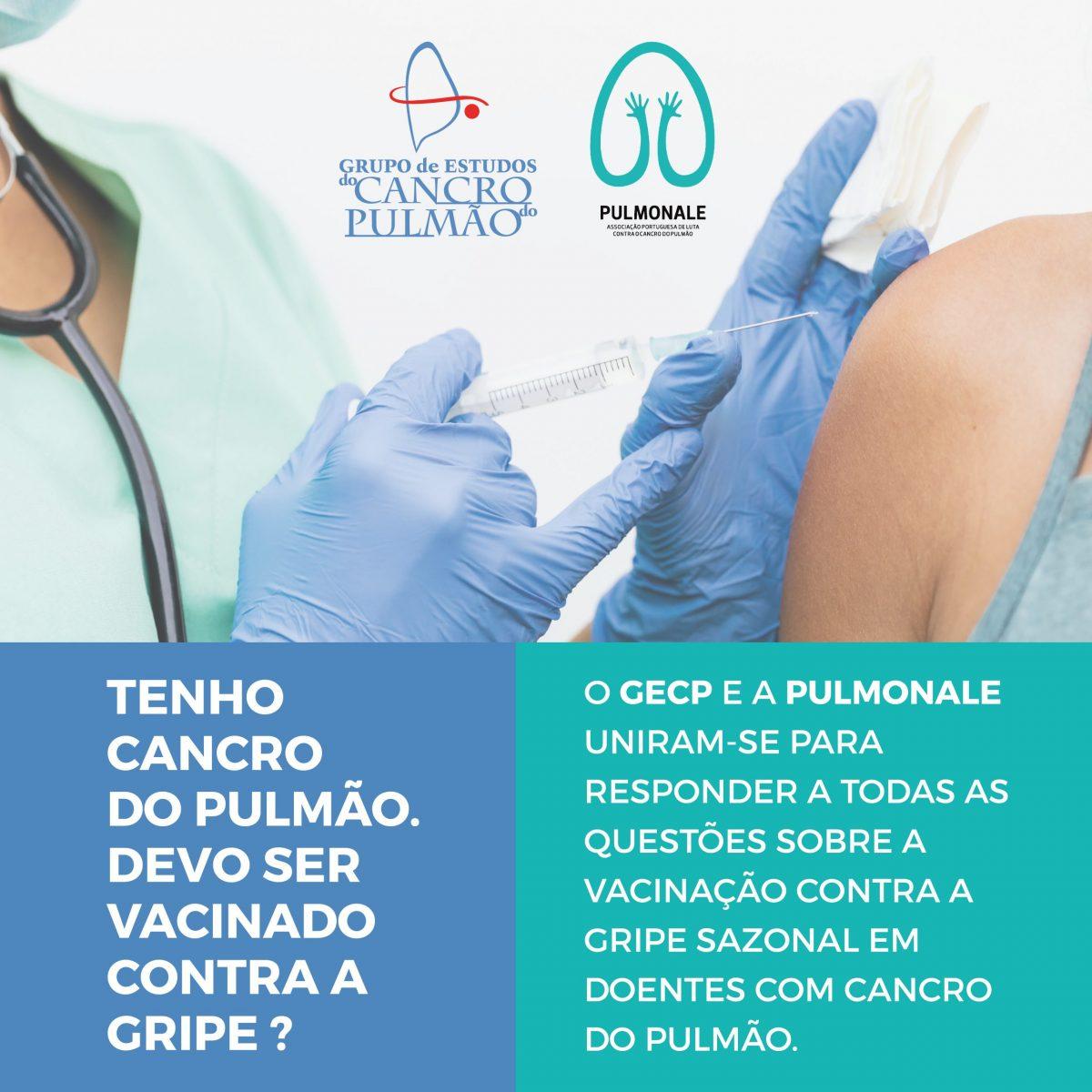 Pulmonale e GECP. Dúvidas sobre a Gripe